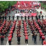 KPBI: Harus ada motor konsolidasi gerakan buruh di Indonesia maupun regional dan dunia