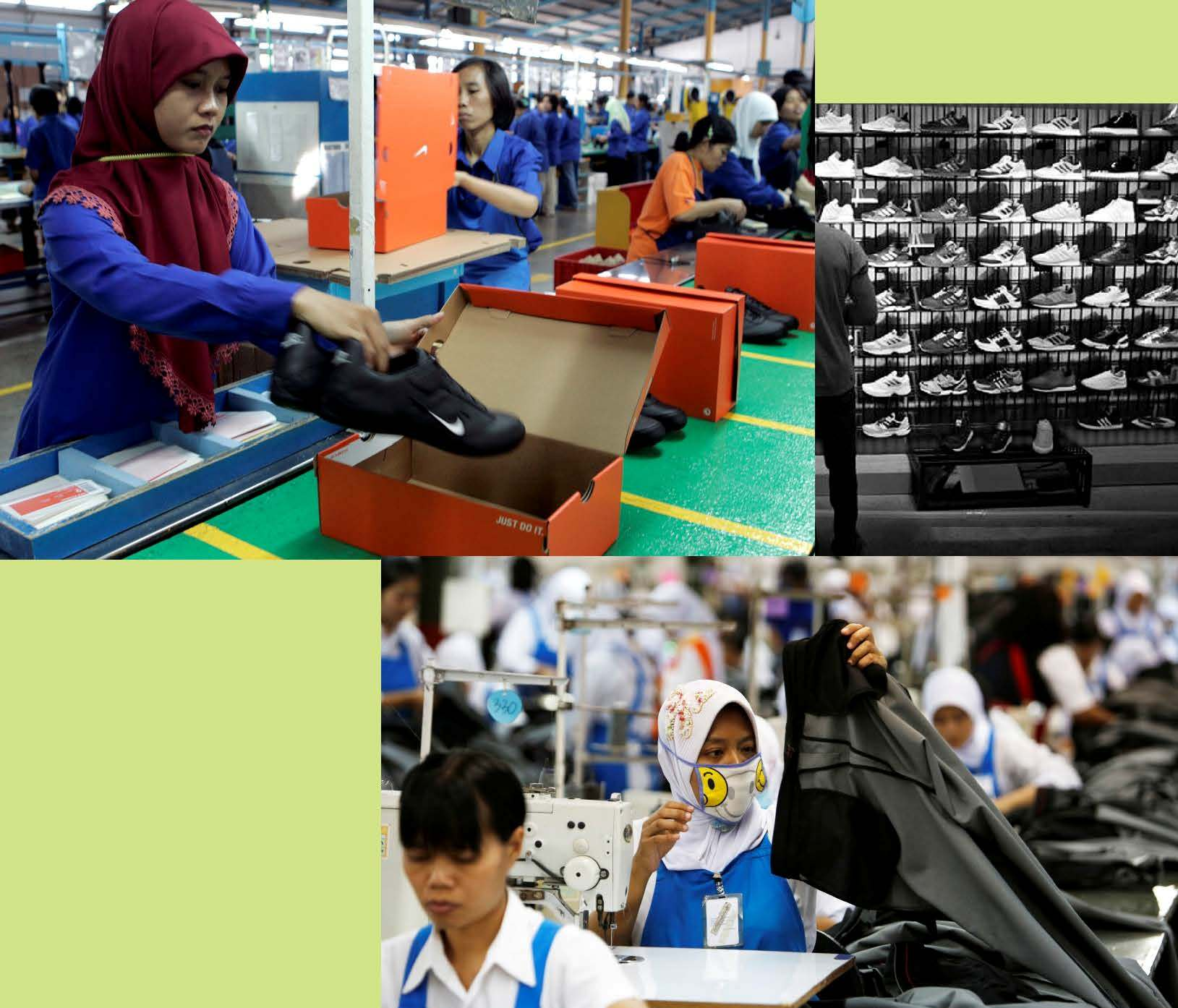 Sneakers Jokowi dan Buruh Nike  2c8e055016