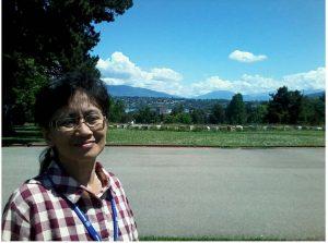 Sekretaris Jenderal MWPRI Cecilia Susiloretno. Foto: Dok. LIPS, Juni 2016.