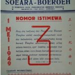 Bagaimana 1 Mei Dirayakan Pada Masa Lalu?: Studi Perayaan Hari Buruh 1946-1947