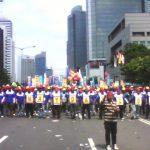 Dengan Ngecrek dan Menjual TV, Kami Memperingati May Day