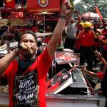 Bandung dan Perth Memperingati May Day