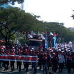 May Day 2018 di Semarang