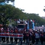 May Day 2018 di Semarang