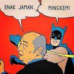 Tidak Ada Hak Berunding di Zaman Soeharto!