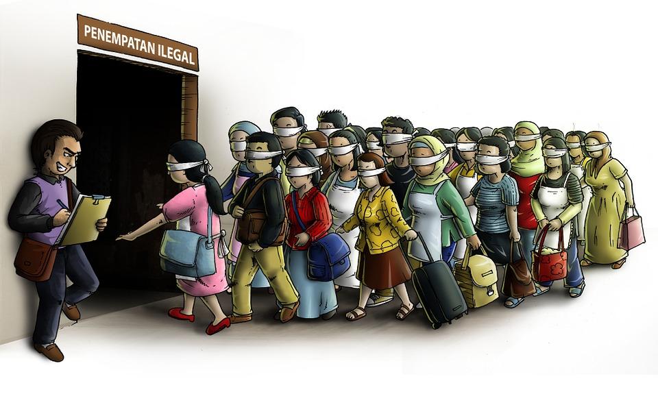 Menjadi Buruh Migran Tanpa Dokumen di Malaysia