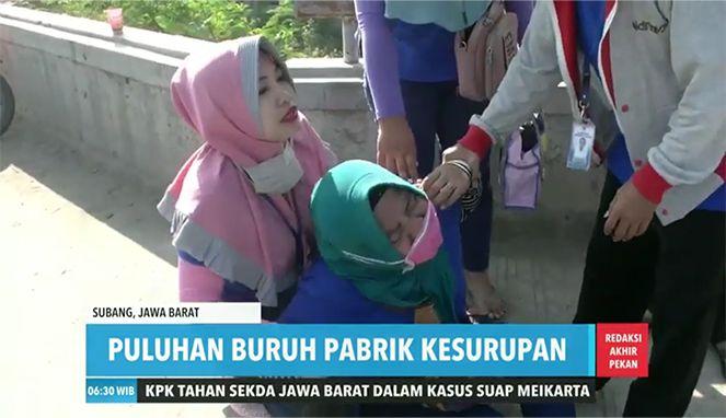 Sing Nunggoni Ora Terimo: Studi Kesurupan Massal di Pabrik Wilayah Banten, Jawa Barat dan DKI Jakarta Periode 2010-2020