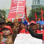 """Kebijakan Buruh Murah bertajuk """"Deklarasi Pemagangan Nasional Menuju Indonesia Kompeten"""""""