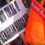 Kenaikan Harga BBM Mencekik Keluarga Buruh