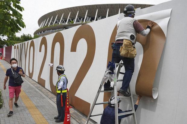 Derita Buruh ASICS di Balik Olimpiade Tokyo